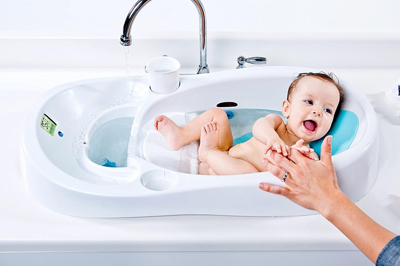 Những nguyên tắc tuyệt đối phải tuân theo khi tắm cho trẻ sơ sinh