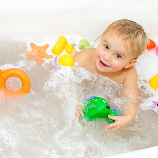 Những chú ý khi tắm lá dâu tằm cho bé